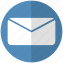 envelope, message, sent icon