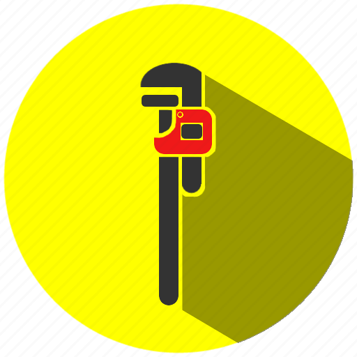 encanador, job, tool, yellow icon