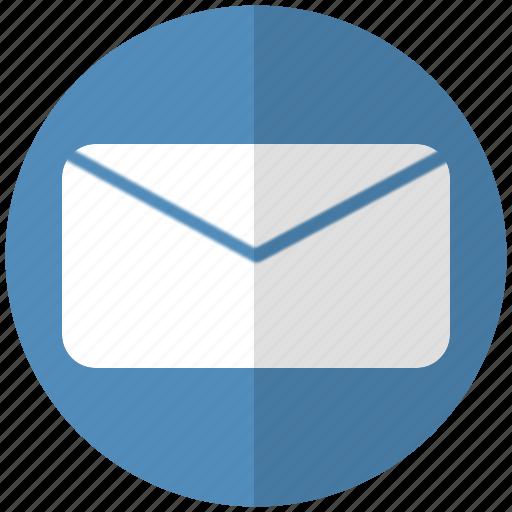 envelope, message, sent icon