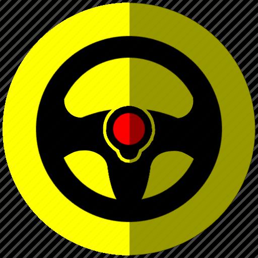 car, drive, motorista icon