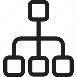 above, below, connection, status icon