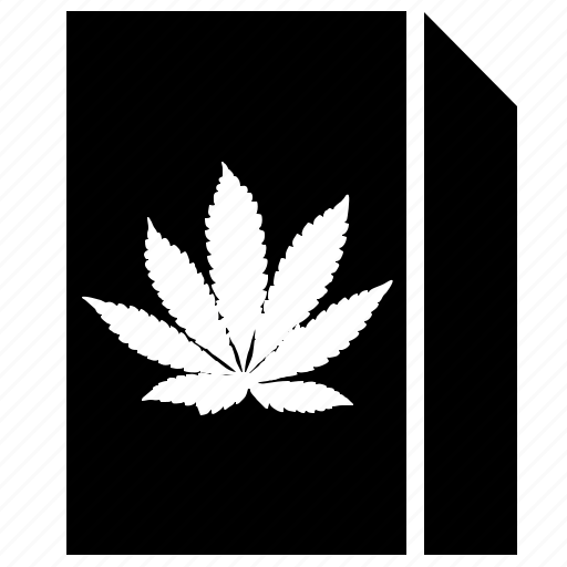 box, canabis, drug, med, plant icon