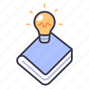 book, education, idea, knowledge, light