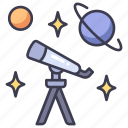 astrology, astronomy, science, sky, telescope, universe