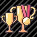 achievement, award, champion, cup, prize, trophy, winner