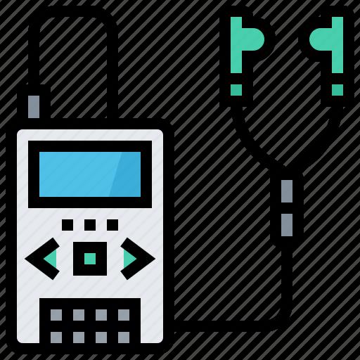 audio, music, player, sound icon