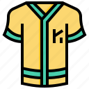 hiphop, shirt, uniform, ware icon