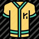 hiphop, shirt, uniform, ware icon