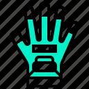 finger, gloves, hand, protection