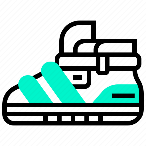 boots, footwear, shoes, sneakers icon