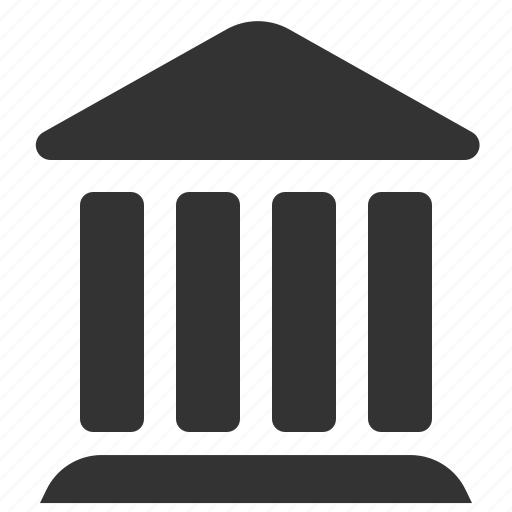 bank, finance icon