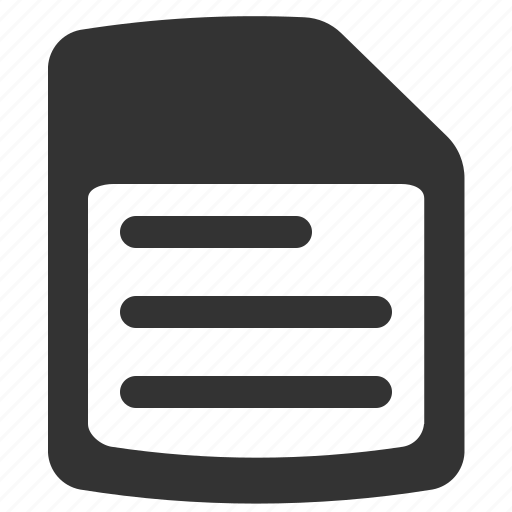 file, file format, md, readme, text, txt, writing icon
