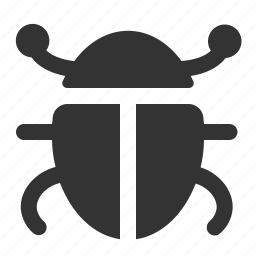 beetle, bug, insect, pest, secure, security, virus icon
