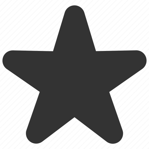 badge, favourite, full, like, prize, star icon