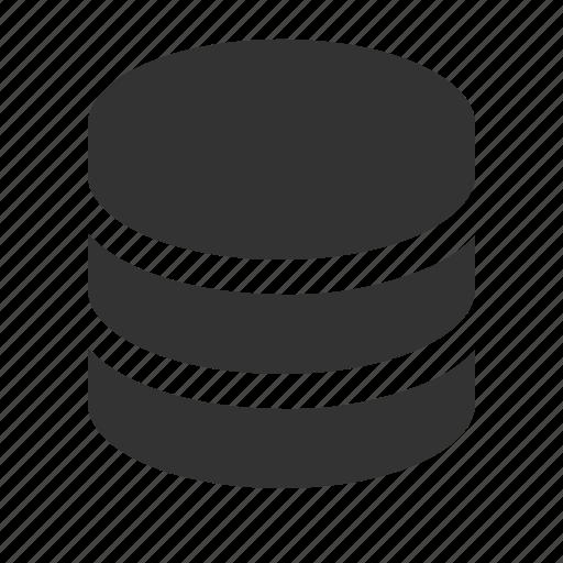 aws, connection, database, dynos, mongodb, rack, storage icon