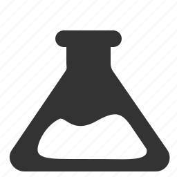 beaker, catalyst, experiment, flask, lab, laboratory, science icon