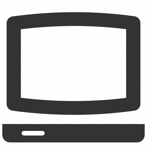 chromebook, computer, laptop, macbook icon