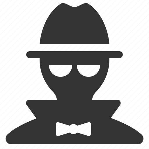 account, avatar, man, profile, secret, user icon