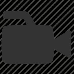 camera, cinema, film, movie, photography, video icon