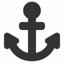 anchor, boat, marine, sail, sailing, yacht icon