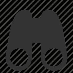 binocular, binoculars, explore, magnifier, magnifying, zoom icon
