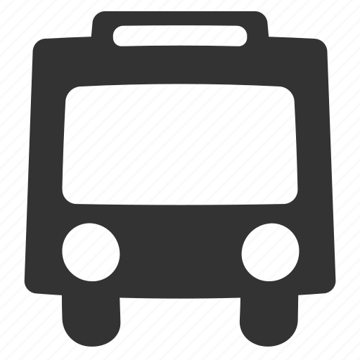 autobus, bus, coach, omnibus, public transportation, transportation icon