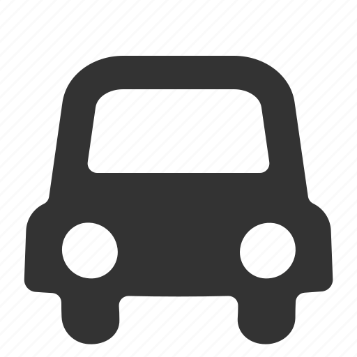 car, road, sedan, traffic, vehicle icon