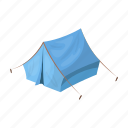 awning, nature, rest, tent, tourism, travel icon