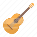 accessory, acoustic, guitar, hippie, instrument, musical