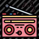 fashion, music, radio, vintage