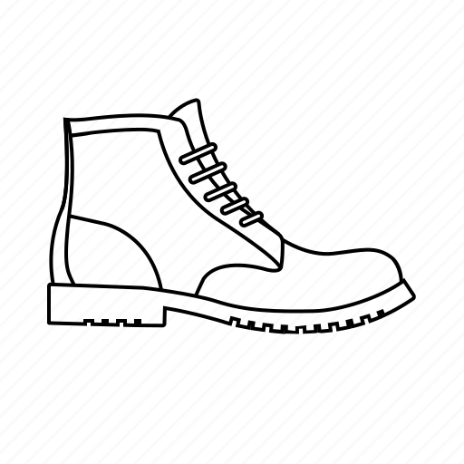 boots, creative, hipster, style, workboots icon