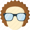 cool, fashion, funky, glasses, hipster, men, sunglasses icon