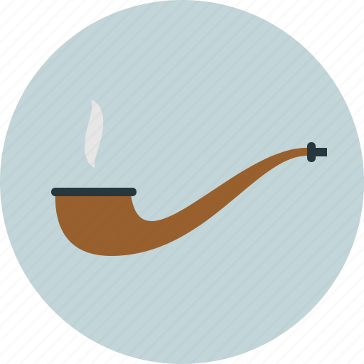 pipe, smoke, smoking, warning icon