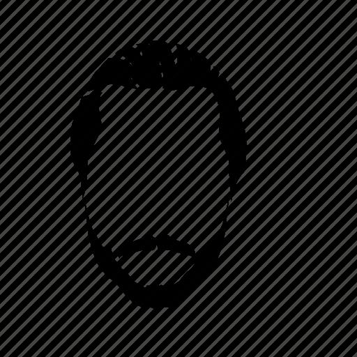 beard, hair style, hipster, man icon, men fashion, moustache icon