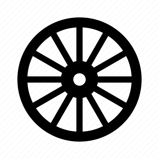 drive, fortune, hipster, inn, travel, village, weel, wheel icon