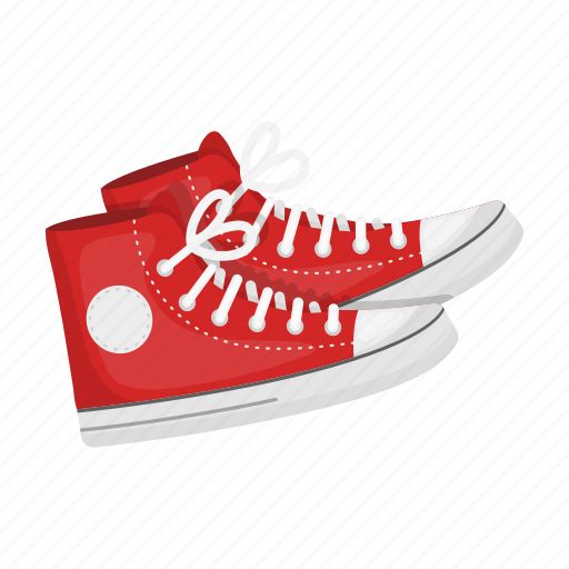 accessory, hipster, shoes, sneakers icon