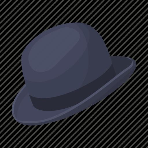 bowler hat, hat, headdress, hipster, retro icon
