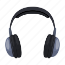 accessory, headphones, hipster, music, retro icon