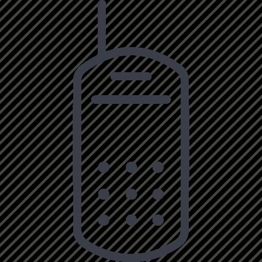 antenna, hipster, radio, signal, wireless icon