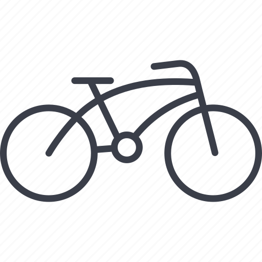a bike, hipster, ride, transport, vehicle icon