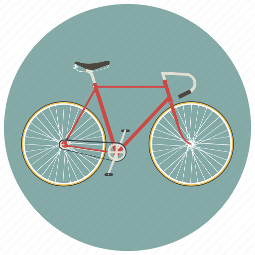 active, bicycle, bike, cycling, cyclist, sport, transport icon