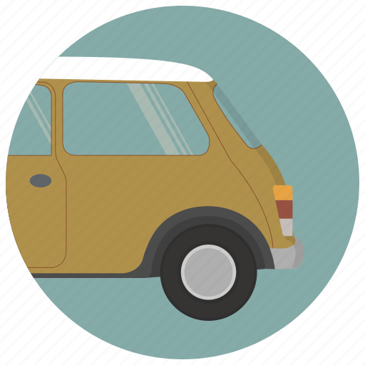 automobile, car, drive, driving, mini, transport, vehicle icon