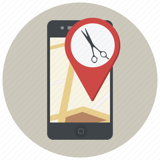 gps, iphone, location, map, mobile, navigation, phone icon