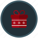 box, christmas, gift, present, suprise icon