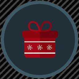 box, christmas, gift, present, suprise icon