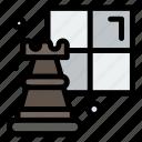 chess, game, hobby