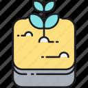 composting, gardening icon
