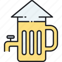 beer, brewing, home, home brew, home brewing icon