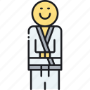 arts, karate, kung fu, martial, martial arts, taekwondo icon