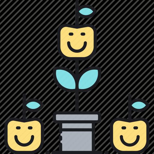 Farming, gardening, organic, organic farming icon - Download on Iconfinder